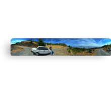 View of it All (panorama) Canvas Print