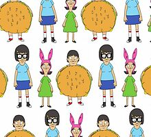 Belchers, from the womb to the tomb by Crafticorn