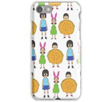 Belchers, from the womb to the tomb iPhone Case/Skin