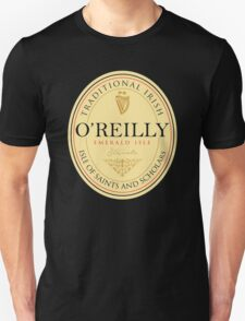 Irish Names O'Reilly T-Shirt
