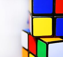 Rubik's Cube by Katie Batchelor