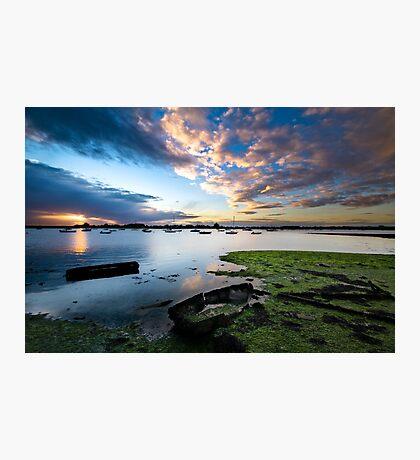 British Coast Photographic Print