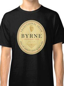 Irish Names Byrne Classic T-Shirt