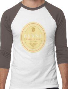 Irish Names Byrne Men's Baseball ¾ T-Shirt