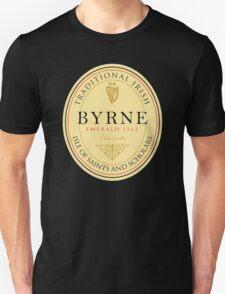 Irish Names Byrne T-Shirt