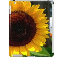 Good Evening, Mr. Sunflower iPad Case/Skin