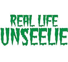 Real Life Unseelie Photographic Print