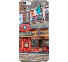 Brocach Irish Pub iPhone Case/Skin