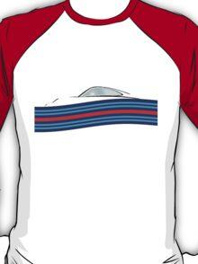Racing Stripes iPhone / Samsung Galaxy Case T-Shirt