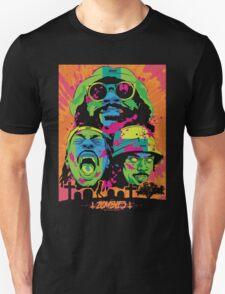 FLATBUSH ZOMBIES TRIO HEAD CEMETRY CEMETARY T-Shirt