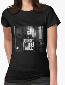 Straight Outta Hell-2 T-Shirt