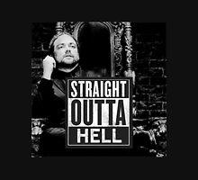 Straight Outta Hell-3 Unisex T-Shirt