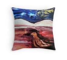 Outback Bird Throw Pillow