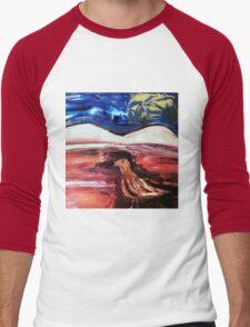 Outback Bird Men's Baseball ¾ T-Shirt