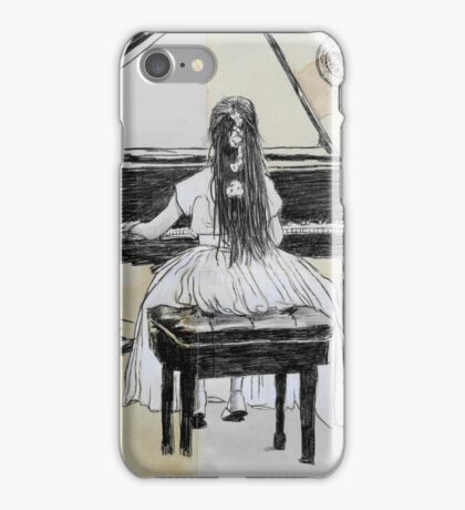 the little prodigy.....(study) iPhone Case/Skin