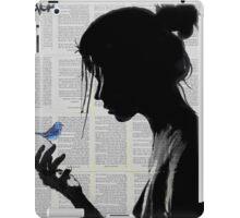 blue note iPad Case/Skin