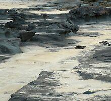 Kennett River Rocks - Great Ocean Road Australia by AusDisciple