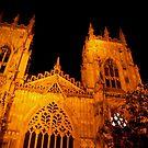 York Minster - 2 by Trevor Kersley