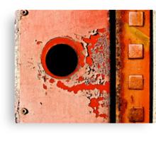 Zero Squared Canvas Print