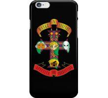 Masks and Legends iPhone Case/Skin