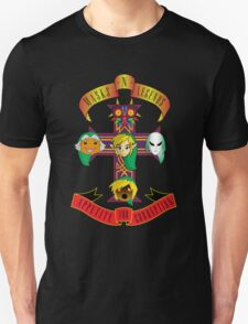Masks and Legends T-Shirt