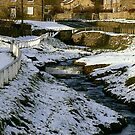 Hutton Beck - Hutton-le-Hole by Trevor Kersley