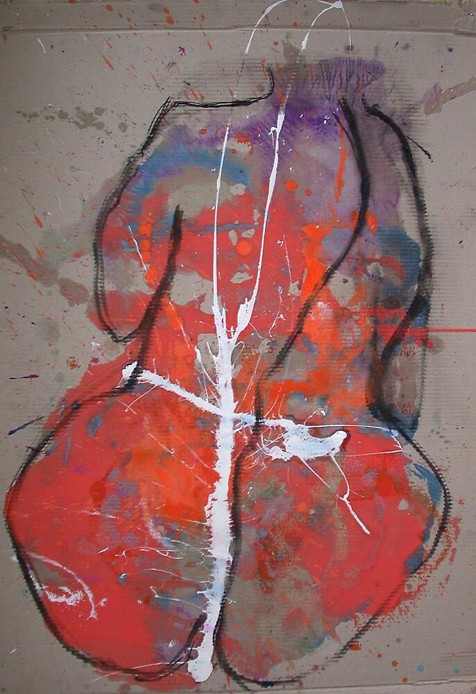 """Nude, Bernard Lacoque-14  """"Back....... again"""" by ArtLacoque"""