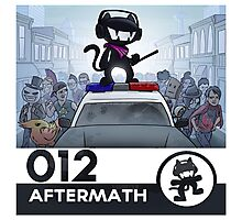 Monstercat 012 - Aftermath Photographic Print