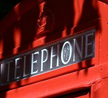 Telephone Box by Joanne Emery
