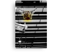 Hoops Canvas Print