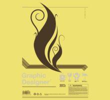 Graphic Designer Kids Clothes