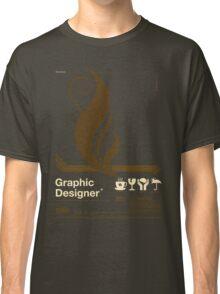 Graphic Designer Classic T-Shirt