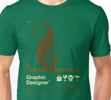 Graphic Designer Unisex T-Shirt