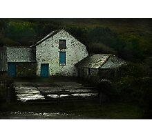 Old Farm Photographic Print