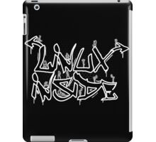 Linux Inside iPad Case/Skin
