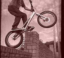 trials rider- kidsgrove stoke-on-trent by matt94