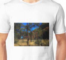 Uluru Trees Unisex T-Shirt