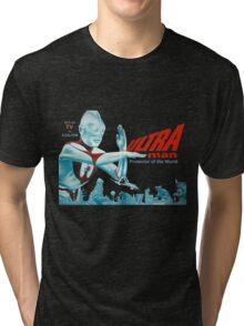 Ultraman (version 4) Tri-blend T-Shirt