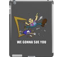 The Dynamic Duo iPad Case/Skin