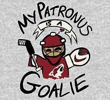 My Patronus is a Goalie (ARI Edition) Womens Fitted T-Shirt