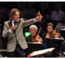 Eric Whitacre with Sriracha Sticker