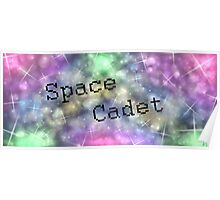 Space Cadet Poster