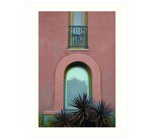 San Diego House For Sale Art Print
