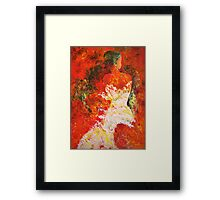Woman I Framed Print
