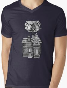 Up, Up and Away Mens V-Neck T-Shirt