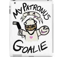My Patronus is a Goalie iPad Case/Skin