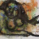 Nude, Bernard Lacoque-15 by ArtLacoque