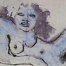 Nude, Bernard Lacoque-17 by ArtLacoque