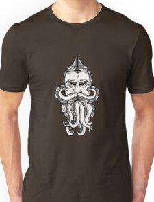 Steampunk Octobeard Unisex T-Shirt