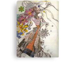 amazed Canvas Print